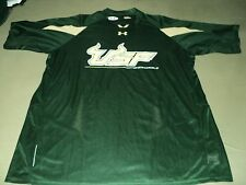 Authentic Player Issued Under Armour Usf Bulls Basketball Heat Gear Shirt Xl