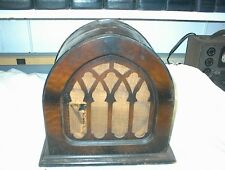 Vintage 1930's Ansonia Reproducer Speaker #911 Nice Radio Hi-FI Stereo USA Made
