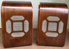 "Pair of Western Electric Cabinet (Replica) WE Altec 755A 755C 755E or 8"" drivers"