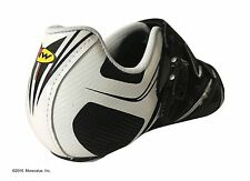 new Northwave Sonic SRS road cycling shoes black white 45.5 carbon reinf sole
