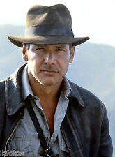PHOTO INDIANA JONES ET LA DERNIERE CROISADE - HARRISON FORD (P1) FORMAT 20X27 CM