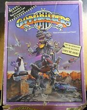 Gammarauders 1987 TSR - Game of Creatures and Chaos