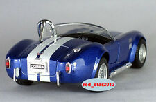 Blue FORD SHELBY COBRA 427 S/C 1/32 Alloy Diecast Car Model Vehicle Figure Toys