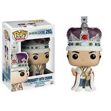 Funko POP! TV - Sherlock #293 Moriarty with Crown