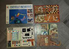 castello incantato EDITRICE GIOCHI anni 70 gioco società da tavolo no brivido