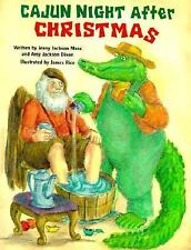 The Night Before Christmas: Cajun Night after Christmas by Jenny Jackson Moss...