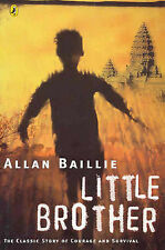 LITTLE BROTHER By Allen Baille- Brand New
