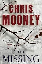 The Missing: A Thriller, Mooney, Chris, Good Condition, Book