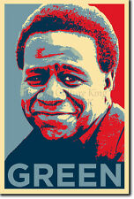 AL GREEN ART PHOTO PRINT (OBAMA HOPE PARODY) POSTER GIFT