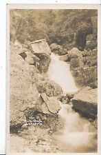 Cumbria Postcard - Mill Ghyll - Langdale - Real Photograph     A5650
