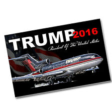 Donald Trump Jet Trump 2016 For President Two 11x17 Posters