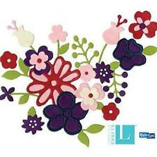 "Lifestyle Crafts/Quickutz ""DT0315  Revolution Die ""Bouquet"" One Cutting Die NEW"