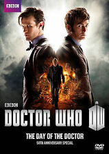 Doctor Who: The Day of the Doctor 50th Anniversary Special