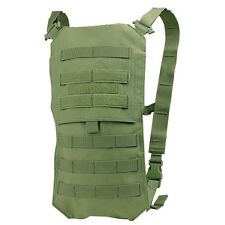 Condor HCB3 Tactical MOLLE Oasis Hydration Carrier Pack w/ 2.5L Bladder OD Green
