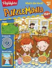 What's the Word? Puzzlemania