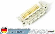 D-Sub DB-25 Parallel Port Buchse IEEE 1284 25Pol gerade für Prototyping Arduino