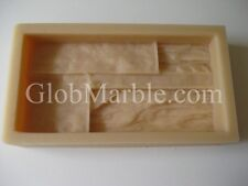 VENEER STONE MOLD VS 101/6 (SAMPLE). CONCRETE STONE MOLD. TESTING RUBBER FORM