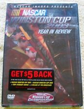 NASCAR Winston Cup Year in Review 2003 DVD Documentary NEW