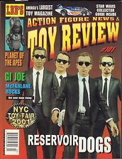 Action Figure news Toy Review March 2001 Reservoir Dogs, GI Joe VG 090816DBE