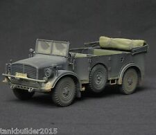 TAMIYA HORCH 4X4 TYPE 1a PRO BUILT AND  PAINTED 1/35 TAMIYA ACADEMY ITALERI