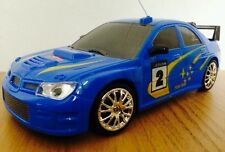 SUBARU IMPREZA WRC Radio Remote Control Car SPEED DRIFT CAR *batteries included*