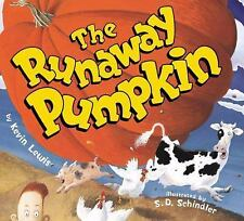 The Runaway Pumpkin (Brand New Paperback Version) Keith Lewis