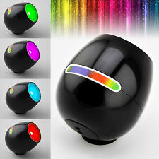 USB 256 Color Changing LED Living Light Mood Lamp Touchscreen Scroll Bar Decor