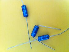 33UF 6.3V AXIAL ELECTROLYTIC PHILIPS CAPACITOR (x4)  fd2j97
