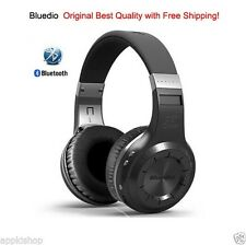 Original bluedio H+ Wireless Bluetooth headphones for computer Headset mobile