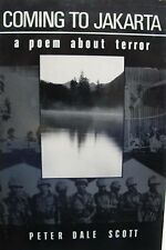 Scott Literature Canadian Poetry Coming to Jakarta Poem Terror Indonesia 1989