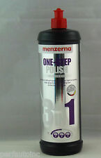 MENZERNA 3 in 1 ONE STEP POLISH MEDIUM CUT POLISH HIGH-GLOSS FINISH AND SEALANT