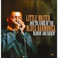 LITTLE WALTER AND THE KINGS OF THE BLUES 4 CD NEU