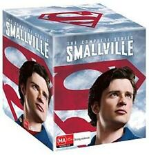 SMALLVILLE Complete Series SEASONS 1 - 10 : NEW DVD