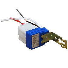 AC DC 12V 10A Auto On Off Street Light Photoswitch Sensor Schalter Photocell