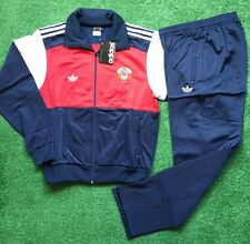 "ADIDAS ORIGINALS VINTAGE 80-90 years tracksuit jacket and pants VTG ""CALIFORNIA"""