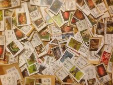 100 Different Ireland Post & Go Labels Stamp Collection