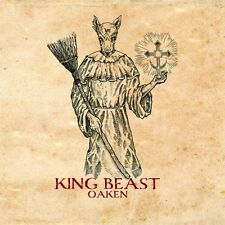 OAKEN king beast LP NEW anopheli, masakari, fall of efrafa, light bearer