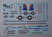 1/48ème DECALS pour EA-6B PROWLER  -  REVELL  -  NEUF