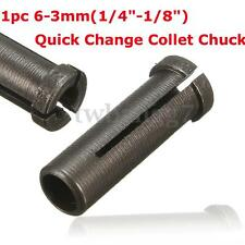 1/4'' - 1/8'' 20MM Quick Change Collet Chuck Adapter For Dremel Grinder Tool Hot
