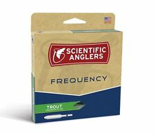 Scientific Anglers Frequency Trout WF5F Fly Line - Buckskin - New