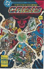 - - -   Crisis On Infinte Earths #3 ... Australian DC Edition ... 1985