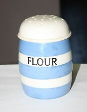Vintage TG Green Cornish Kitchen Ware Flour Shaker England