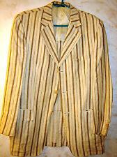 Dalton & Forsythe 100% Linen Jacket 50