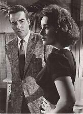 """Elizabeth Taylor / M. Clift (Pressefoto '59) - in """"Plötzlich im letzten Sommer"""""""