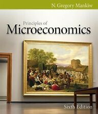 Economics Ser.: Principles of Microeconomics by N. Gregory Mankiw (2011,...