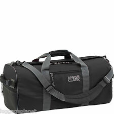 "Lewis N Clark Uncharted Extra Small 24"" Duffle Bag Black 93200"