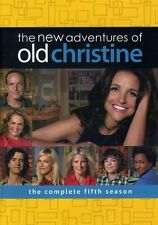 New Adventures of Old Christine: The Complete Fifth Se (2012, DVD NEUF) DVD-R/WS