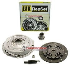LUK CLUTCH KIT REPSET 2007-2011 JEEP WRANGLER X SPORT RUBICON UNLIMITED 3.8L