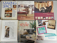 Elements of Style Home Decorating Pottery Barn Ethan Allen Design Book lot