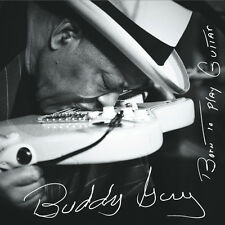 Buddy Guy - Born to Play Guitar [New Vinyl] Gatefold LP Jacket